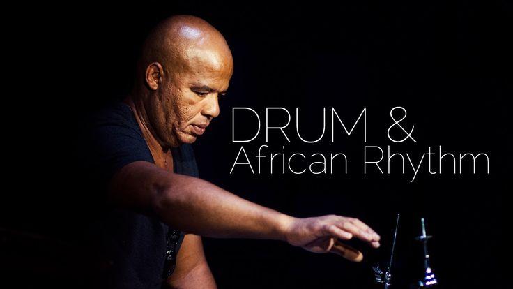 DRUM & African Rhythm, Part 1 | Mokhtar Samba