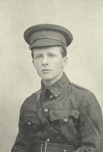 Rupert Brooke WWI poet and soldier 1887 - 1915. So handsome! How sad he died so young.