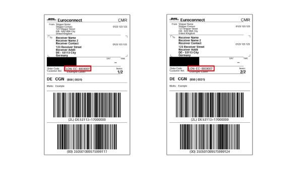 Dhl Freight Tracking Number Format Tracking Number Track Format