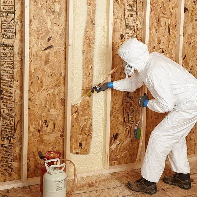 All About DIY Spray Foam Insulation Kits - Construction Pro Tips