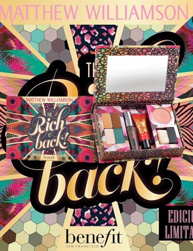 Benefit presenta quattro nuovi prodotti realizzati con i grandi guru del mondo della moda e del make up >> http://www.youglamour.it/benefit-presenta-la-nuova-collezione-make-up-2014/