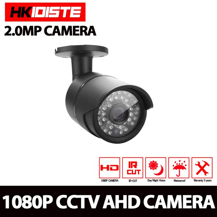 ==> [Free Shipping] Buy Best 1/3'' sensor AHDH 1080P AHD Camera CCTV IR Cut Filter Camera AHD 1080P Indoor outdoor Security Cameras Online with LOWEST Price | 32789106005