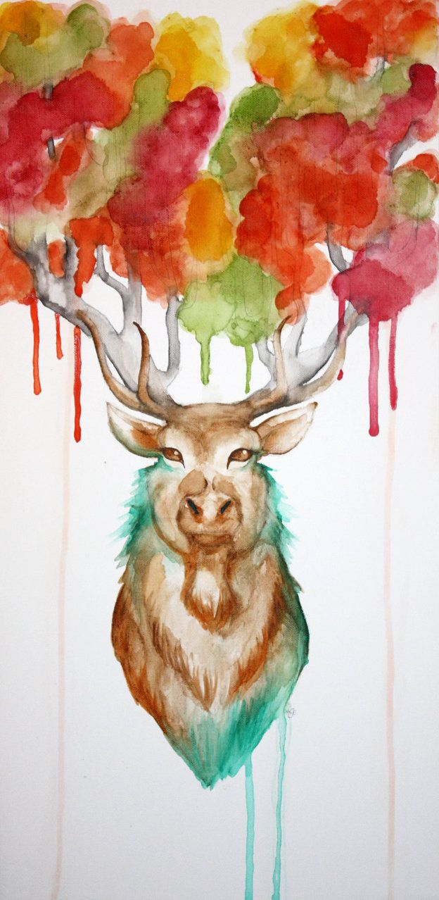 AutumDeer by Moongazer on DeviantArt