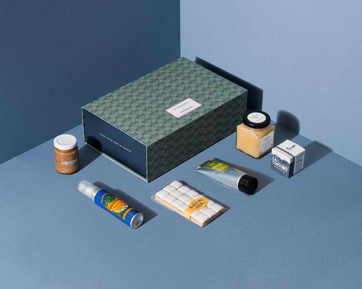 [Maison du Bon Provence Gift box] Present / Cadeau / プレゼント / 引き出物 / 結婚式 / お中元 / お歳暮 / 母の日 / ウェディング / お返し / 送別品/Wedding/パッケージ/フランス/パリ/France/Paris/Pacage/ギフトセット