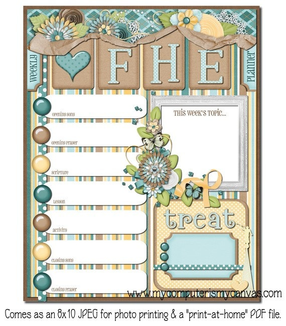 15 best FHE assignment board ideas images on Pinterest | Church ...