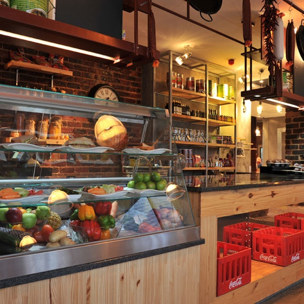 101 best Deli design images on Pinterest | Convenience store, Bakery ...