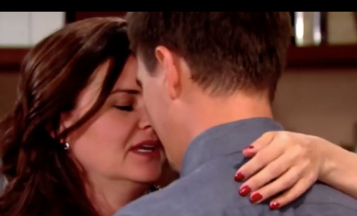 """""""B&B"""" spoilers reveal there seems to be a relationship blossoming between Wyatt (Darin Brooks) and Katie (Heather Tom). Both Brooks and Tom are very excited to explore this storyline. Both Wyatt and Katie are rarely lucky in love, and that just might be why this will work. While it is still in t"""