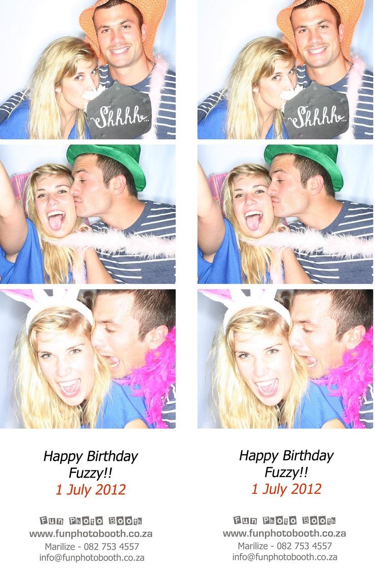 Fuzzy's 21st Birthday ~ Jenna Viva