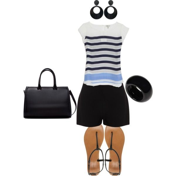 """""""4th of July bbq outfit ideas"""" by zparekh on Polyvore"""