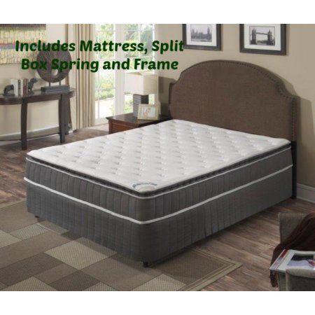 Home King Size Mattress Mattress Pillow Top Mattress