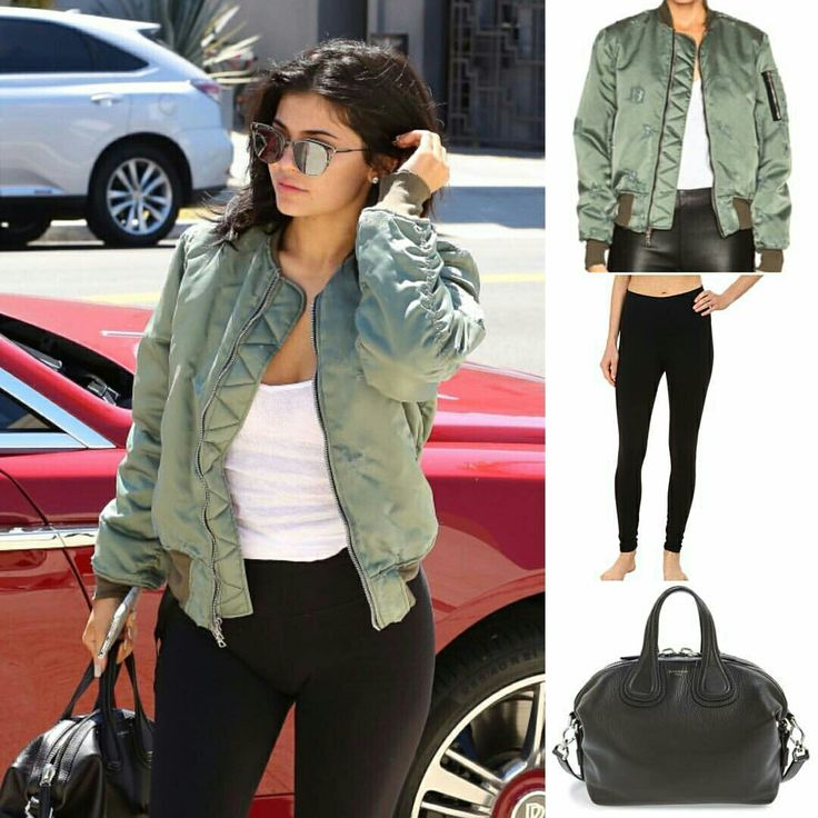 Kendall Jenner Steal Her Style 2016