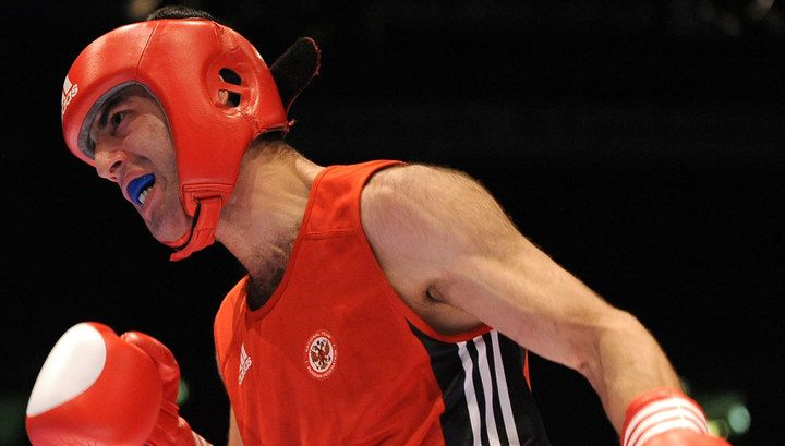 На допинг-пробу Алояна повлиял спрей от насморка   24инфо.рф