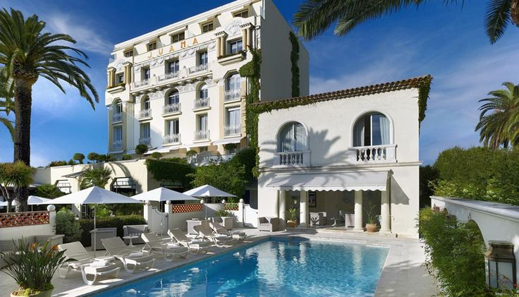 Hotel Juana, French Riviera in France