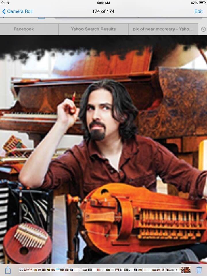 Bear McCreary composer of Outlander music