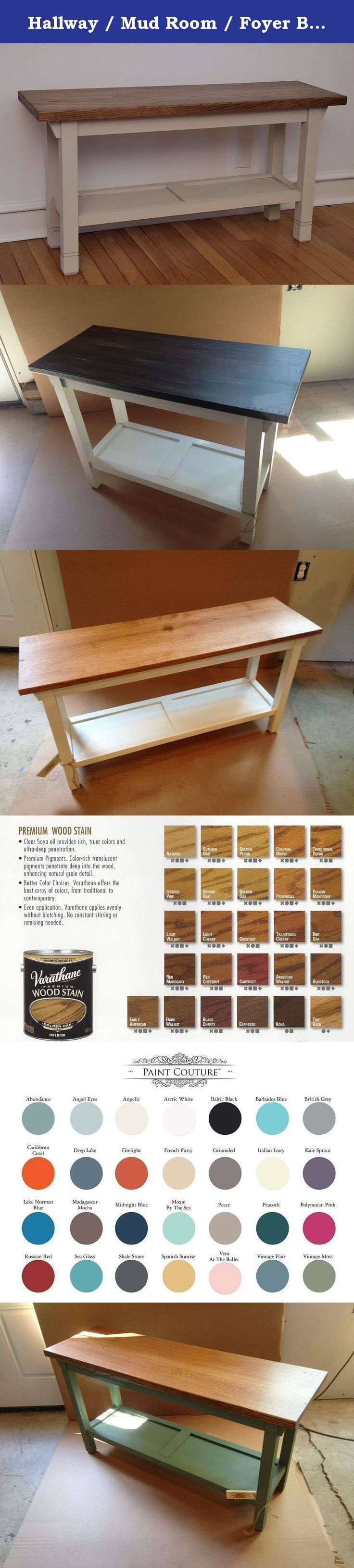 Foyer Seating Guide : Must see foyer bench entryway decor ideas