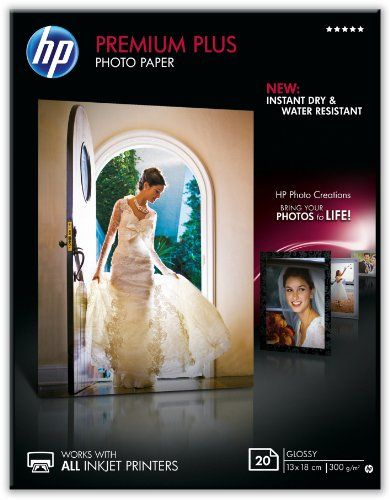 awesome HP Premium Plus - Papel fotográfico