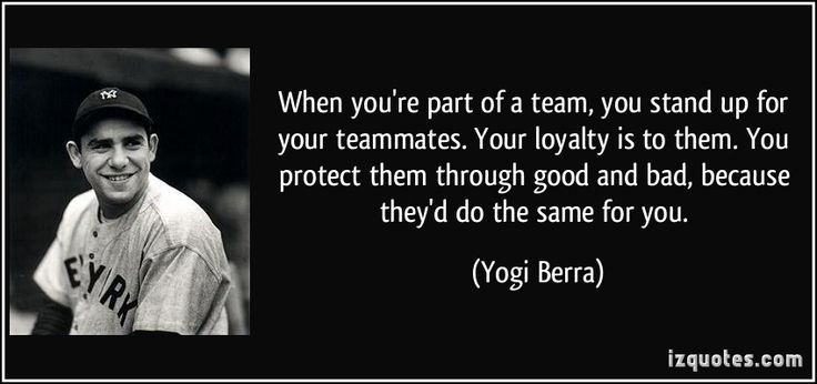 MONDAY SEPTEMBER 22, 2014: ARE YOU A GOOD TEAMMATE? | Bell City ...