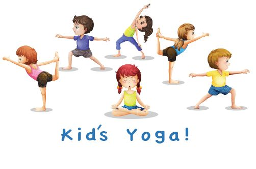 Kid's Yoga (share your adventure)