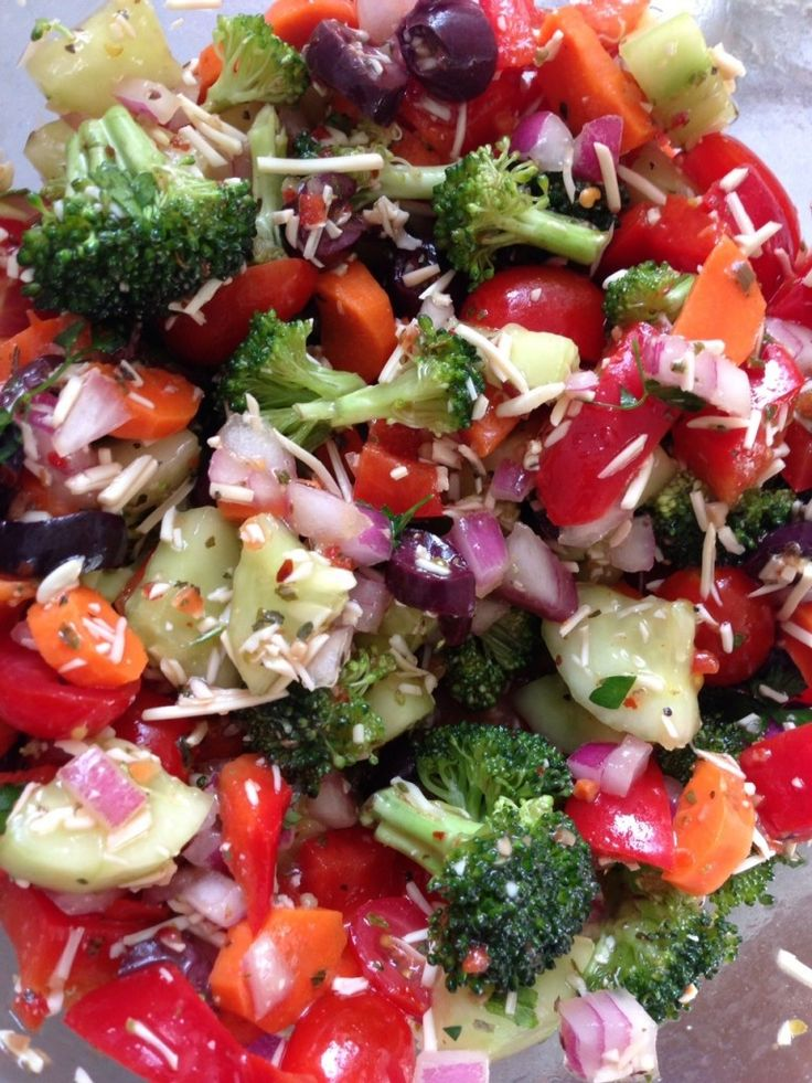 17 Best images about Marinated Vegetable Salads on ...