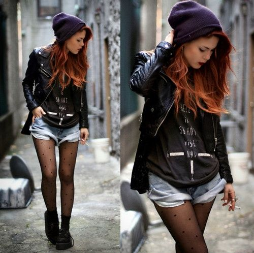 Rock And Roll Fashion Tumblr Rock 39 N 39 Roll Fashion Something About It I Clothes
