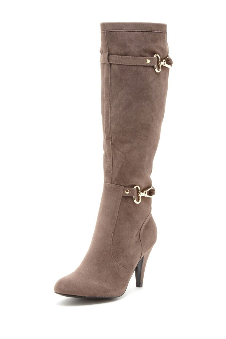 Segolene Paris Claudine Knee High Boot