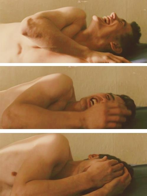 Would love to see this sight when I wake up, to see James Franco smiling <3 #heaven