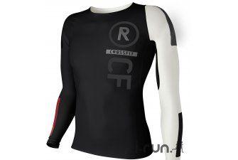Reebok Tee-shirt CrossFit Compression M pas cher - Vêtements homme running Compression en promo