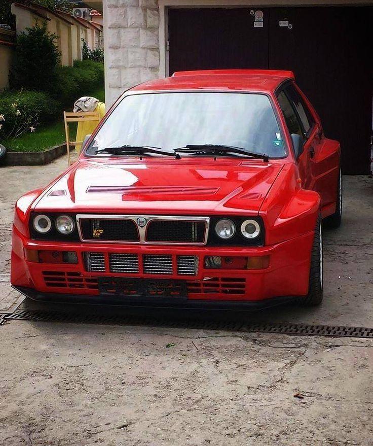 """ 1991-1994   Lancia Delta HF Integrale (831) by ItalDesign"