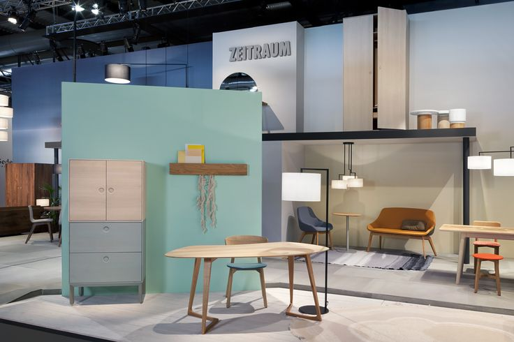 Zeitraum showcase their new collection Salone del Mobile, Milan 2016. Learn more at http://www.relaydesignagency.co.uk/news/2016/5/13/zeitraum-at-salone-del-mobile-milan-2016