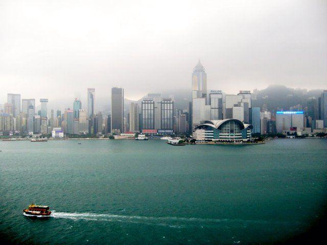 Quarry Bay, Hong Kong...