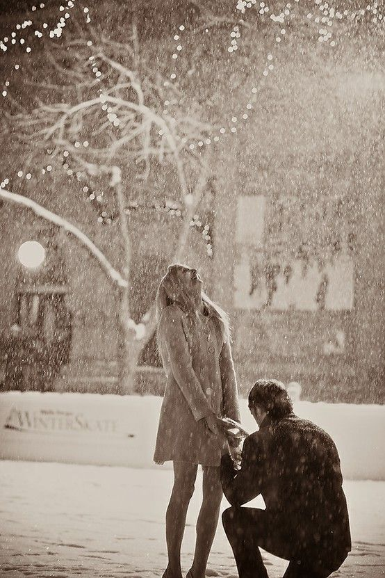 every girl wants a secret photographer for their proposal just saying