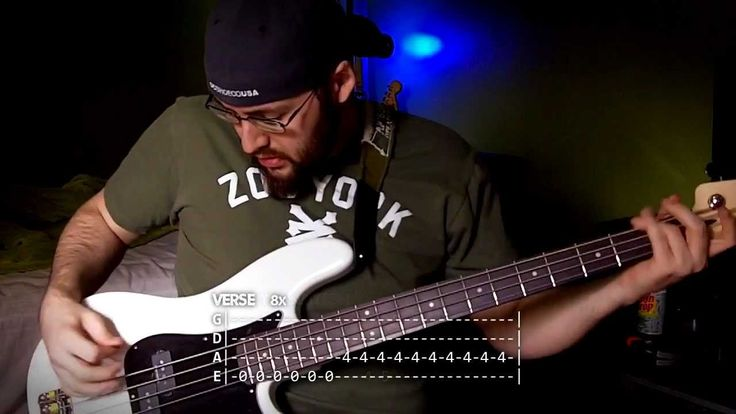 how to play one on bass