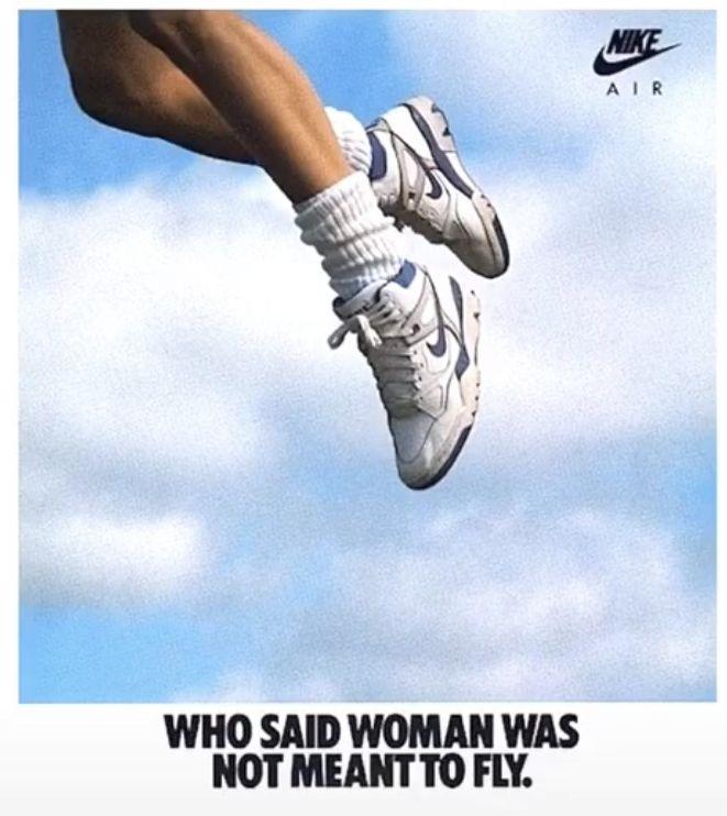 Nike Vintage Ad In 2020 Nike Poster Nike Ad Vintage Nike