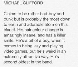 ❤Michael Clifford