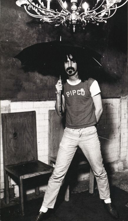 Frank Zappa (David Gahr, 1967)New York City:  Gahr, who frequently covered the Greenwich Village music scene in the sixties, photographed th...