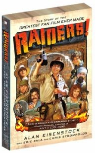 """I like Raiders of the Lost Ark and have watched it enough times to know what the author refers to when describing scenes from the movie. What I enjoyed was the creativity the boys used in re-imagining and producing a loving homage to the film. I admire their work ethic and dedication. This is a well-written, interesting story for anyone who is familiar with the movie. The oft-repeated question: """"How are you gonna make the boulder?"""""""