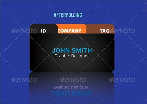 Foldable Business Card Template Inspirational 22 Folded Business Cards Psd Ai Vector E Folded Business Cards Business Card Template Psd Foldable Business Cards