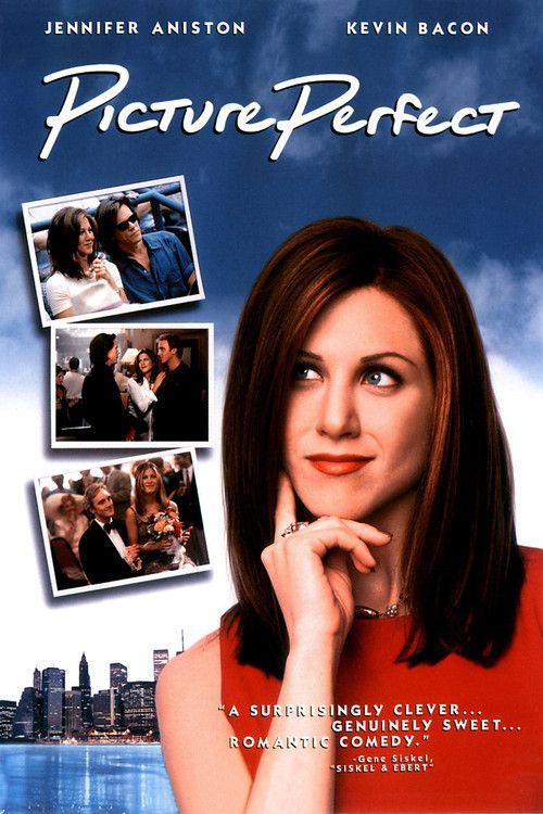 Picture Perfect es una comedia romántica de 1997, protagonizada por Jennifer Aniston, Jay Mohr, Kevin Bacon, Illeana Douglas, Olympia Dukak...