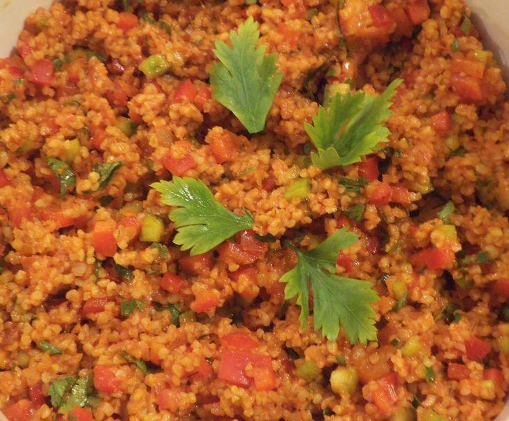 Rezept Neue Variation von Couscous-Salat - Partymenge von Lizz69 - Rezept der Kategorie Vorspeisen/Salate