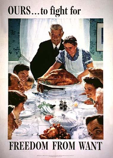 Google Image Result for http://upload.wikimedia.org/wikipedia/en/9/91/Freedom_from_want_1943-Norman_Rockwell.jpg
