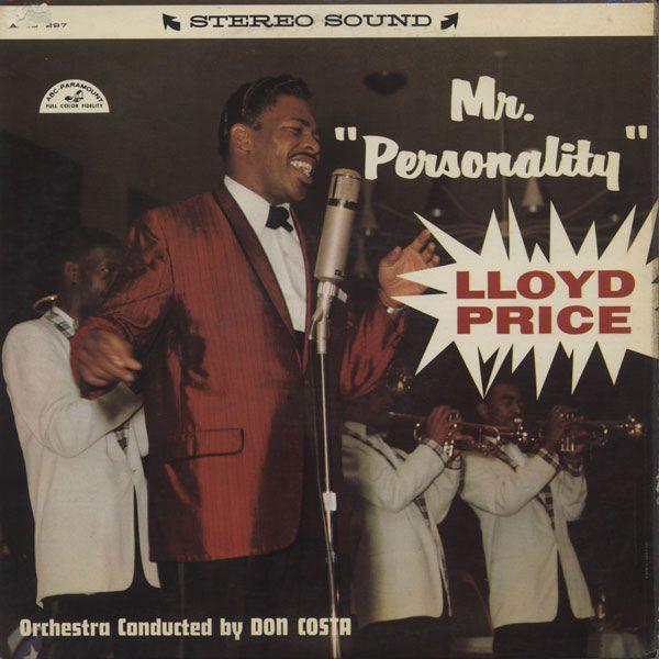 Mr. Personality - Lloyd Price