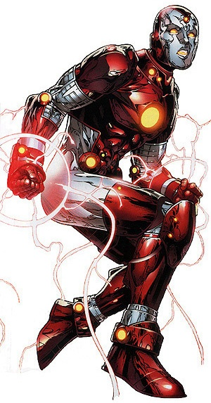 Young Avengers Iron Lad by Jim Cheung