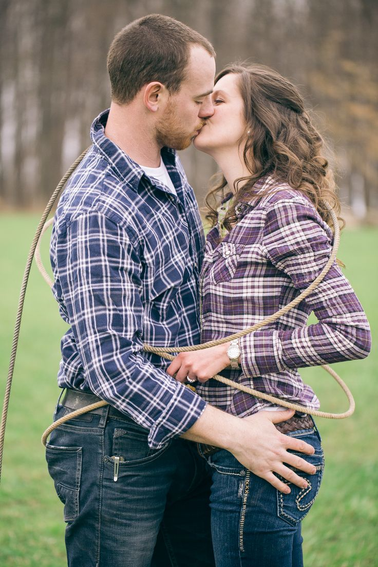 Truth & Tales, Country themed engagement session http://truthandtalesstudio.com/