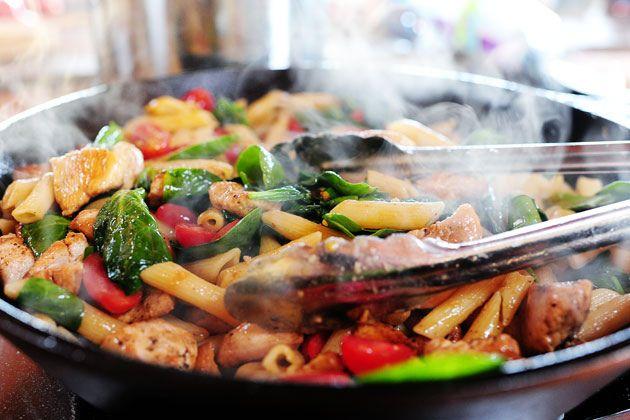 Chicken Florentine Pasta | Recipe