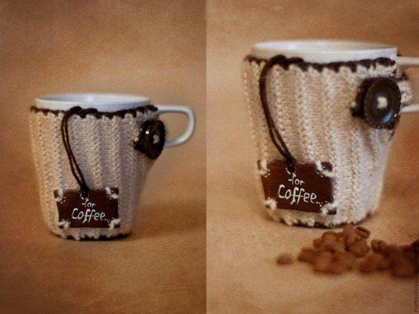 """Кружка-Теплушка """"Coffee""""."""