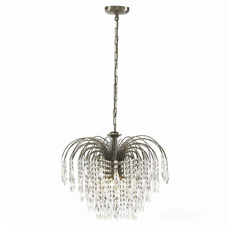 Подвесные люстры, Подвесная люстра Waterfall A5175LM-5AB Arte Lamp
