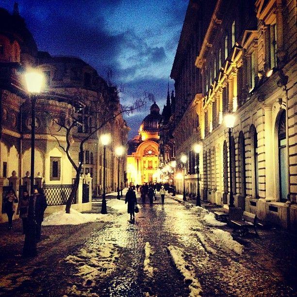 cec palace bucharest romania streets beautiful romanians cities