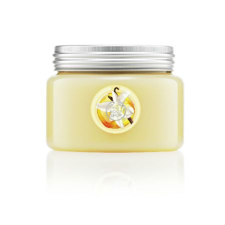 The  Body Shop Limited Edition Vanilla Brulee Bath Jelly