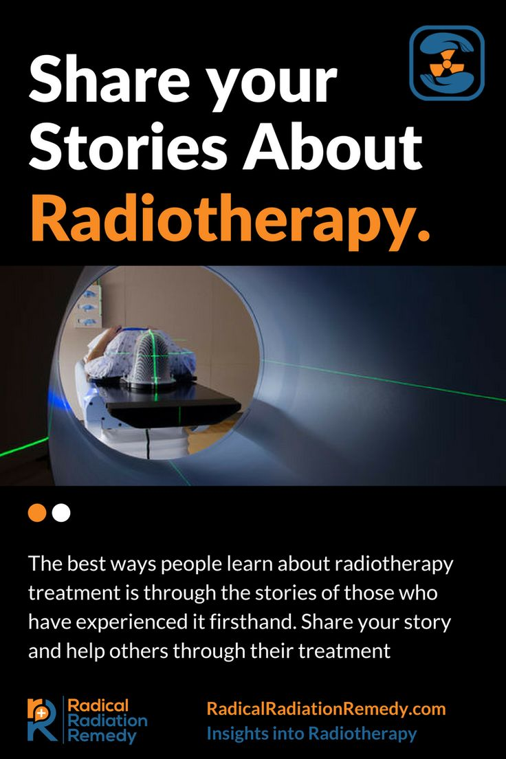 Do you have something helpful to share with other? http://www.radicalradiationremedy.com/contact/