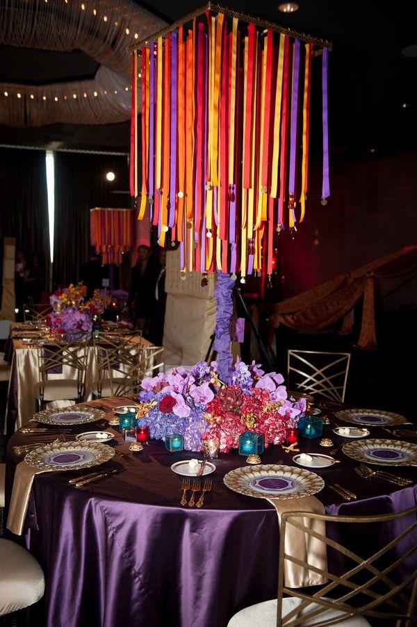 Moroccan Themed Wedding In Atlanta Shaunta And Tim